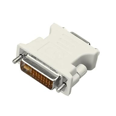 DVI Stecker auf VGA Buchse Adapter