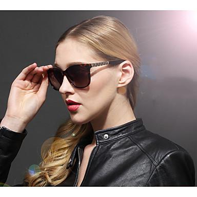 100% UV400 Женские поляризованных солнцезащитных очков