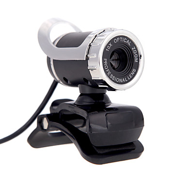 usb 2 0 12 m webcam de la cam ra hd 360 degr s avec pince. Black Bedroom Furniture Sets. Home Design Ideas