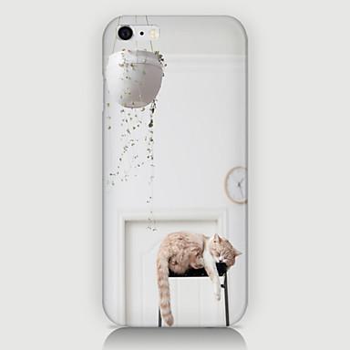 Gute Schlafenkatze-Muster-Fall-rückseitige Abdeckung für Phone6 Fall