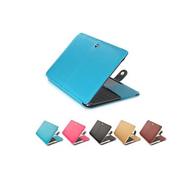 Mode pu ordinateur portable en cuir housse pour macbook for Housse cuir macbook pro 13