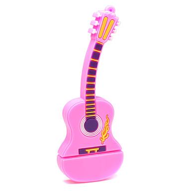 64GB Guitar USB 2.0 Flash Memory Drive U Stick Blue/ Black/ Pink/ Brown(ZPK06/14/43/44)