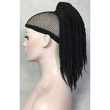 Crochet Braids Queue De Cheval : Synthetic Queue de cheval OndulE Queue de cheval gramme Lourd (125g ...