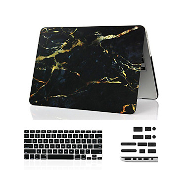 3 en 1 marbre corps entier cas couvercle du clavier prise de poussi re pour macbook air 11. Black Bedroom Furniture Sets. Home Design Ideas