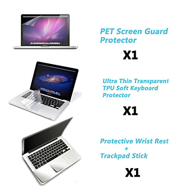 how to clean my macbook screen and keyboard