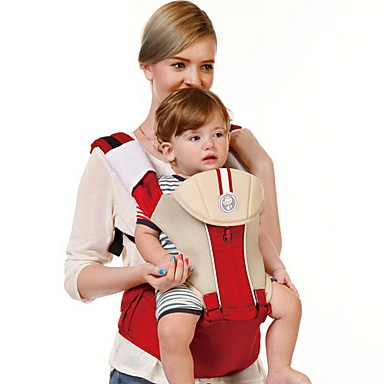 Breathable Multifunctional Front Facing Baby Carrier Infant Comfortable Sling Backpack Newborn Pouch Wrap(Assorted Color)