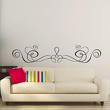 Floral stickers muraux autocollants avion autocollants for Autocollant dcoratif mural