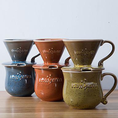 ml Ceramic Coffee Maker Set , 4 cups Drip Coffee Maker Reusable 5620146 2017 USD 34.99