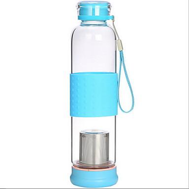 Garrafas de vidro para agua