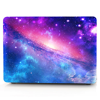 For MacBook Pro 13 15 Air 11 13 Case Cover Polycarbonate Material Sky
