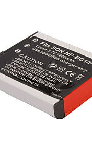 1400mAh camera batterij np-bg1/fg1 voor Sony DSC-W30 DSC-W35, DSC-W40 en nog veel meer