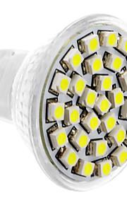 MR11 1,5 W 30x3528SMD 150-180LM 6000-6500K Natural White Light LED Spot Bulb (12V DC)