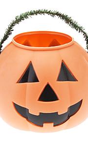 Pumpkin balde de plástico (grande)