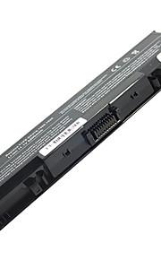 5200mAh Ersättning laptop batteri för Dell Inspiron 1520 1720 530s 1521 1721 Vostro 1500 1700 GK479 FP282 6cell - Svart
