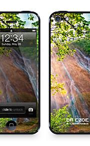 """Da Code ™ Skin voor iPhone 4/4S: """"Waterval door Bomen"""" (Nature Series)"""