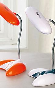 1.8W 36-LED Justerbare Oppladbare Tabell / Desk Lamper (Orange & White)