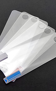 Front LCD Screen Protector Film for iPhone 5 - 5Pcs