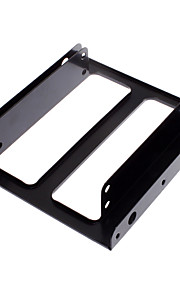 AK-HAD-03 SDD / HDD Adapter Fit Twee Notebook 3,5 inch schijven in PC Case