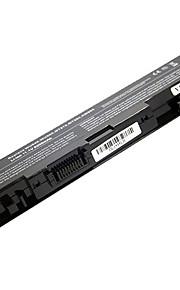 5200mAh Ersättning laptop batteri för DELL - Svart