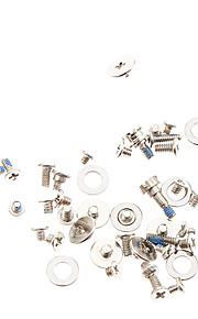Full Replacement Screw Set Kit för iPhone 4S