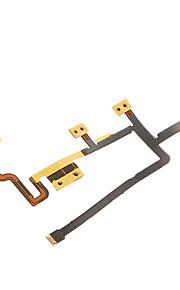 Power On Off Volume Flex Cable Ribbon for CDMA iPad 2