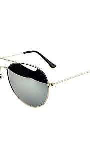 Fuld Mirror Otiginal Aviator sølvfarvet Solbriller
