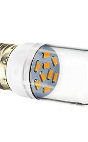 e26 / e27 w 9 smd 5730 90-120 lmcool / varme hvite spotlights ac 220-240 v