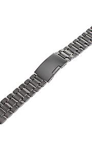 Masculino Feminino Pulseiras de Relógio Aço Inoxidável #(0.064) Acessórios de Relógios