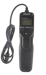 SHOOT MC-DC2 Timer fjernbetjening til Nikon D7000/D5200/D3100