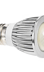 e26 / e27 5 w cob 400 lmcool / varm hvit dimbare spotlights ac 220-240 v
