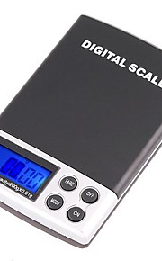 200g x 0.01g Mini Digital Jewelry Pocket GRAM Scale LCD