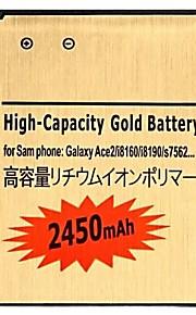 3.7V 2450mAh Vervangende Lithium-ion batterij voor Samsung Galaxy S3 Mini i8190