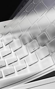 맥북 에어 11 인치를위한 TPU 키보드 보호자 피부 덮개 필름