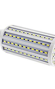 30W E26/E27 LED-kornpærer T 165 SMD 5730 2500 lm Kjølig hvit AC 220-240 V