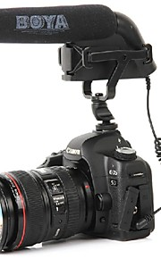 BY-VM200 Capacitive Microphone for All with A 3.5mm Digital Cameras and Camcorders