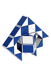 2,5 centímetros de plástico Cubo Mágico cabeças 36 peças Amor Forma Toy (cor aleatória)