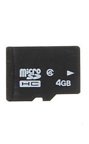 High Quality SD-hukommelseskort til mobile enheder og mere (sort) 4G