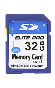 elite pro høj kvalitet 32gb sdhc sd hukommelseskort