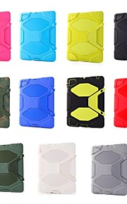 Survivor Series Shockproof Silicone Protective Case with Stand for iPad 4/3/2 (Assorted Color)