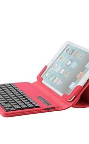 Blue Tooth protectora Cubierta de cuero extraíble universal para 7 a 8 pulgadas de Tablet PC