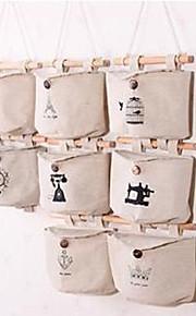 Cotone Lino Hanging Storage Bag