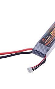 Fogo Touro 11.1V 2600mAh RC Lipo Bateria recarregável para RC Car barco rápido carregamento