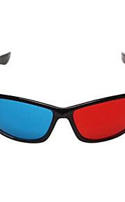Le-Vision General Red Blue 3D Glasses for Computer TV Mobile