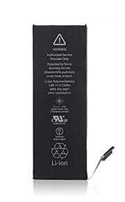 1510mA - Apple - iPhone 5c - vervang batterij Nee