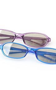 M&K Polarized Light Patterned Retarder Childern's 3D Glasses for 3D TV and RealD Cinema (2Pcs)