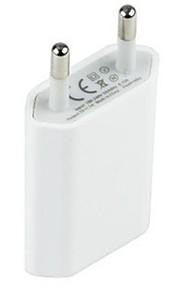 아이폰 6 아이폰 6 플러스와 다른 사람에 대한 유럽 연합 (EU) 플러그 여행 충전기 (5V / 1A)