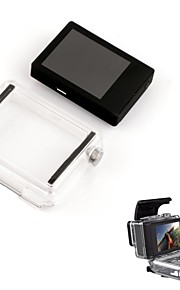 "2.0"" TFT LCD Screen w/ Waterproof Back Case for GoPro Hero 3+"