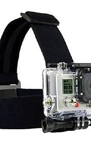 GoPro tilbehør Brystbælte / Hovedrem / Stropper / Tilbehør Kit Flydende, For-Action Kamera,Gopro Hero 2 / Gopro Hero 3 / Gopro Hero 3+ /