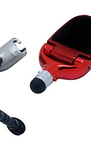 universele stylus pen met 3,5 mm anti-stof plug voor iPad en anderen
