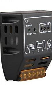 CMP12 20A 12V/24V LED Solar Panel Power Energy Battery Charger Regulator Controller